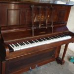 Harbourne Upright Piano Music Stand
