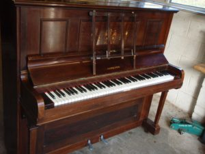Harbourne Upright Piano