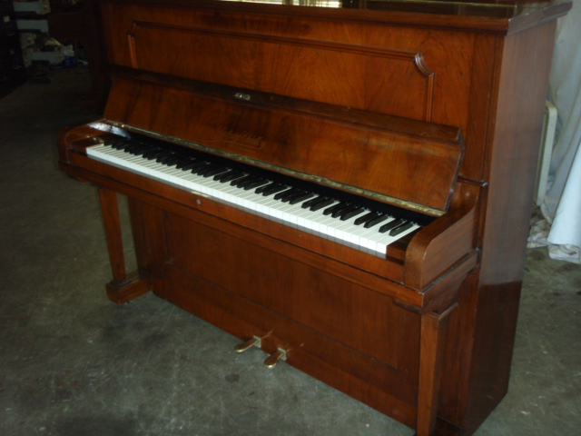 Sidney Chidley Piano Overstrung Underdamped Antique Dealer South West