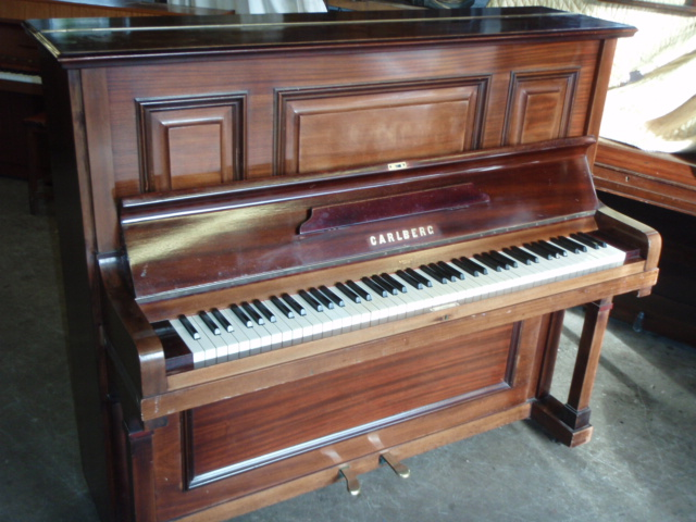 Carlberg Piano South West Antique Dealers