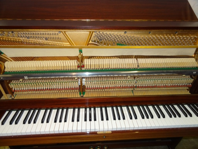 Ronisch Upright Piano in Rosewood Case Image 4