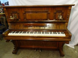 Ed. Sieler Upright Piano
