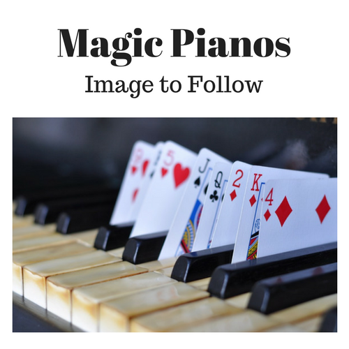 Gors & Kallmann Piano Rosewood Case