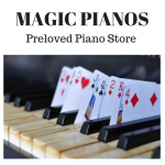 MAGIC PIANOS